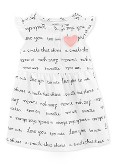 Carter's Baby Girls Printed Cotton Sundress