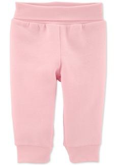 Carter's Baby Girls Pull-On Fleece Pants