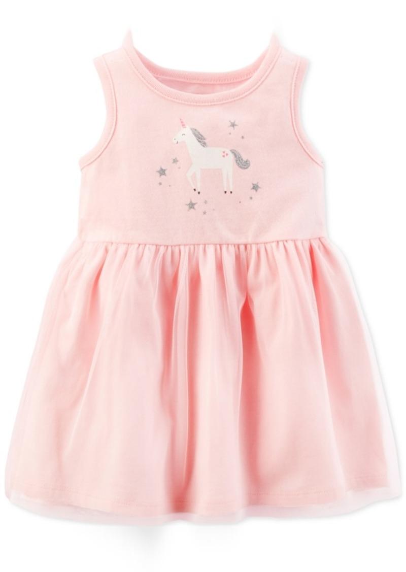 33d7dd18a Carter s Carter s Baby Girls Unicorn-Print Sundress