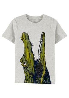 Carter's Big Boys Alligator Jersey Tee