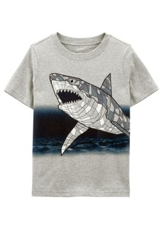 Carter's Big Boys Shark Jersey Tee