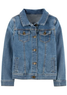 Carter's Big Girls Denim Jacket