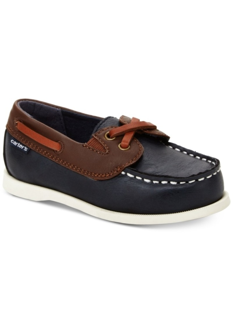 d4322876b On Sale today! Carter s Carter s Boat Shoes
