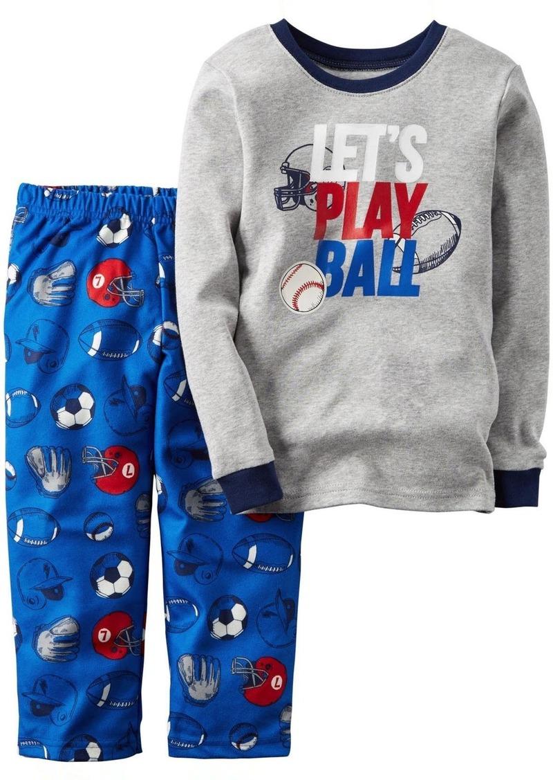 4a1a74bf7 Carter s Carter s Boys  Toddler 2 Piece Cotton Sleepwear Now  12.83