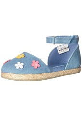 carter's Brea Girl's Espadrille Mary Jane Flat