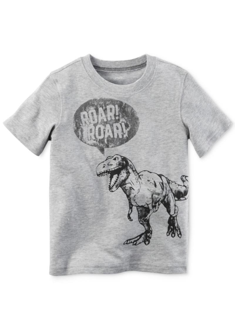 Carter 39 s carter 39 s dino print cotton t shirt toddler boys for Toddler t shirt printing