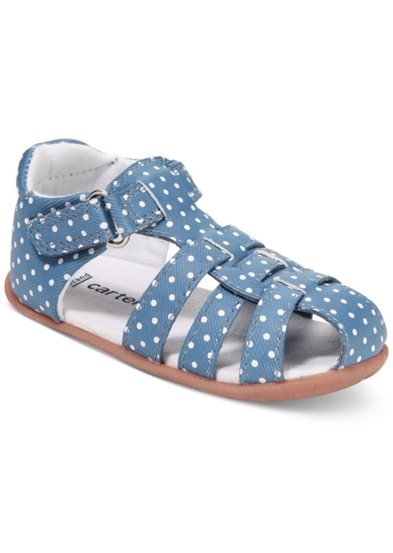 e21660a45 Carter s Carter s Every Step Stage 2 Standing Addison Sandals