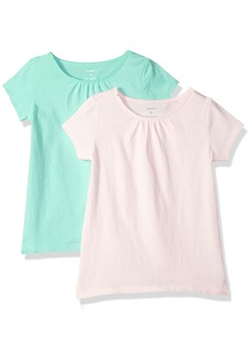 Carter's Girls' Big 2-Pack Tee