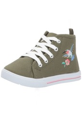 carter's Girls' Ginger3 Novelty High-Top Casual Mary Jane Flat