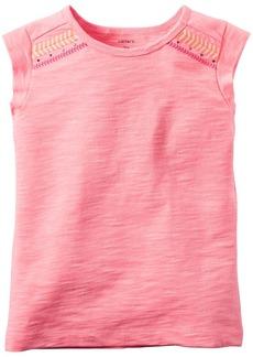 Carter's Girls' Knit Fashion Top 273g297