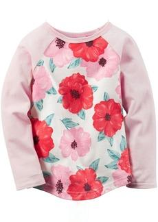 Carter's Girls' Knit Fashion Top 273g55