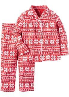 Carter's Girls' Toddler Poly Fleece Coat