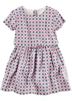 Carter's Girls' Woven Dress 251g275   Toddler