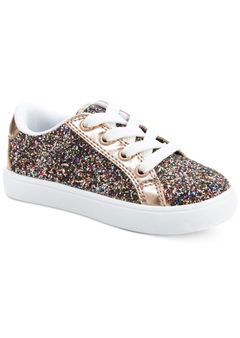b901d548ddf6 Carter s Carter s Glitter Athletic Sneakers