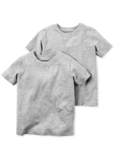 Carter's Little & Big Boys 2-Pk. Cotton T-Shirts