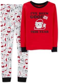Carter's Little & Big Boys Cotton Pajamas Set