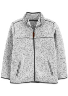 Carter's Little & Big Boys Zip-Up Jacket