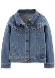 Carter's Little & Big Girls Denim Jacket