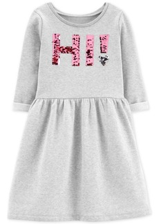 Carter's Little & Big Girls Hi Sequin Dress