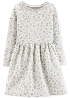 Carter's Little & Big Girls Printed Dress
