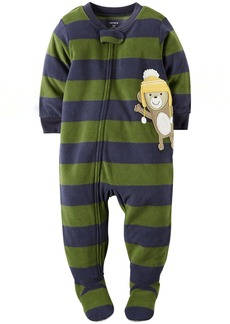 Carter's Little Boy's Striped Footie (Toddler) -  - T