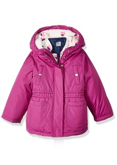 Carter's Little Girls' 4 in 1 Heavyweight Systems Jacket