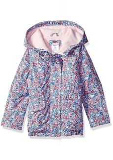 Carter's Little Girls' Fleece Lined Anorak Jacket