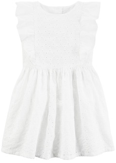 Carter's Little Girls' Flower Dress
