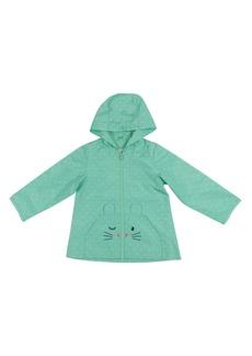 Carter's Little Girls' Her Favorite Rainslicker Rain Coat