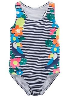 Carter's Little Girls' One Piece Swimsuit