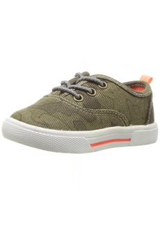 carter's Maximus Boy's Casual Slip-On Sneaker camo