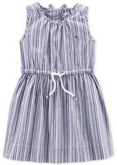 Carter's Striped Cotton Dress, Toddler Girls