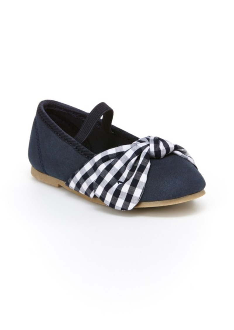 Carter's Toddler & Little Girls Cana Flat