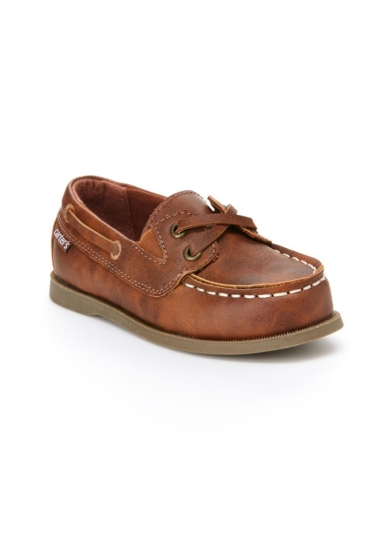 Carter's Toddler and Little Boy's Bauk3 Boat Shoe