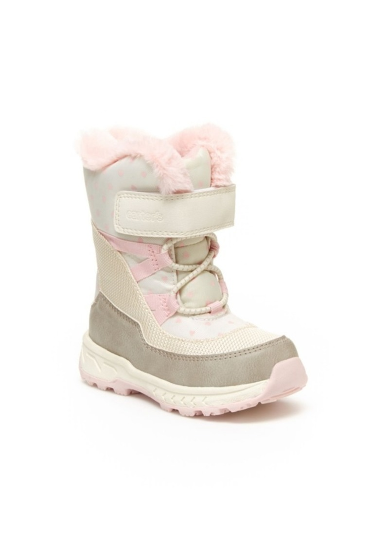 Carter's Toddler and Little Girl's Uphill2-g Weather Boot