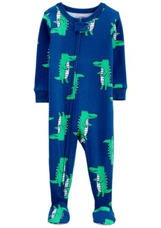 Carter's Toddler Boys Alligator Footie Pajama