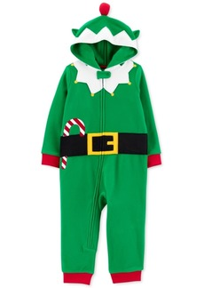 Carter's Toddler Boys 1-Pc. Elf Suit Dress Up Pajamas