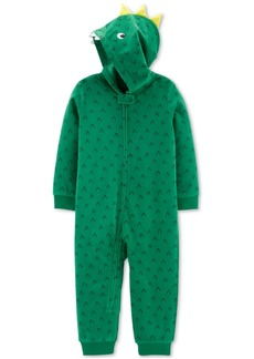 Carter's Toddler Boys 1-Pc. Dinosaur Pajamas