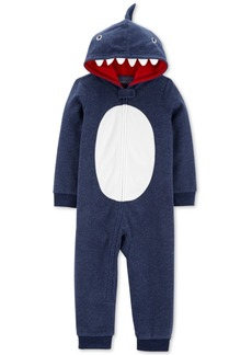 Carter's Toddler Boys 1-Pc. Shark Pajama