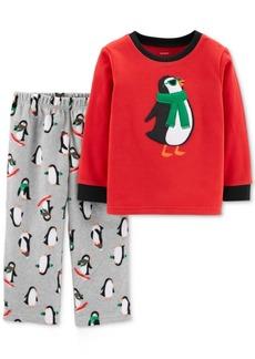 Carter's Toddler Boys 2-Pc. Penguin Pajamas