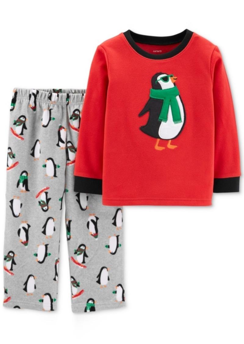 9706f3305c Carter s Carter s Toddler Boys 2-Pc. Penguin Pajamas