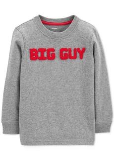 Carter's Toddler Boys Big Guy Cotton T-Shirt