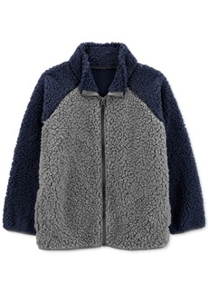 Carter's Toddler Boys Colorblocked Fleece Jacket