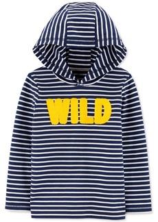 Carter's Toddler Boys Cotton Wild Hooded T-Shirt