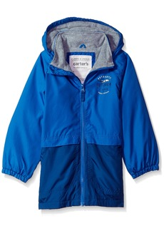 Carter's Toddler Boys' Fleece Lined Perfect Midweight Jacket