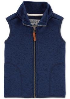 Carter's Toddler Boys Full-Zip Fleece Vest