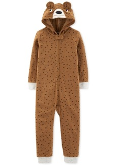 Carter's Toddler Boys Hooded Bear Pajamas