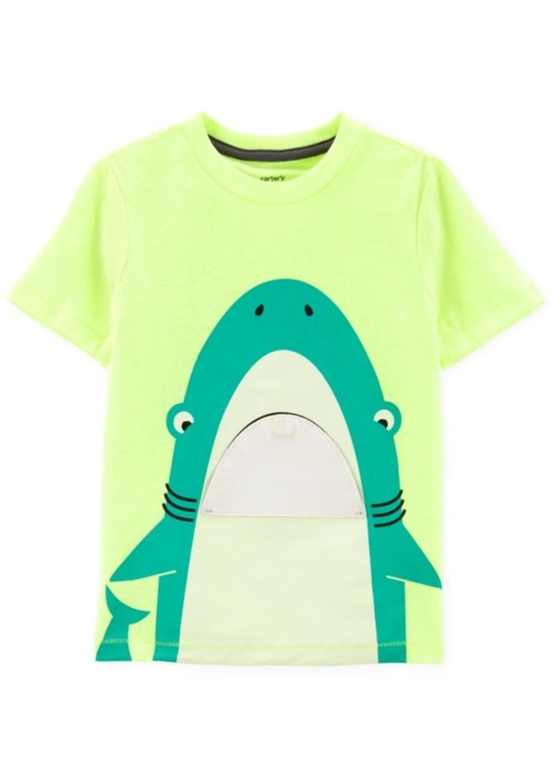 Carter's Toddler Boys Shark Graphic T-Shirt