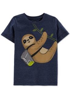 Carter's Toddler Boys Sloth-Print T-Shirt