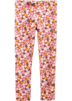 Carter's Carters Toddler Girl Floral Leggings